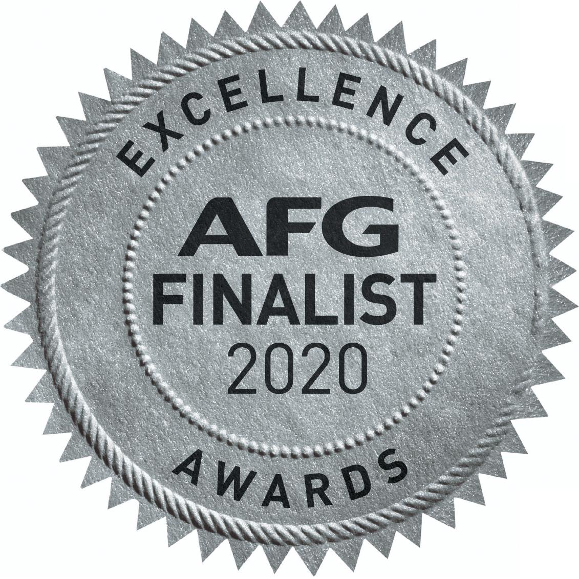 Excellence - AFG Finalist 2020